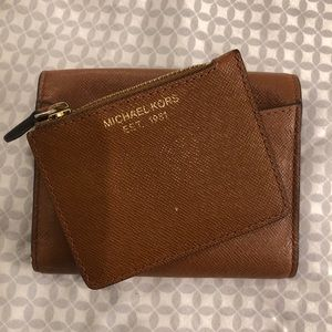 Well loved Michael Kors Wallet